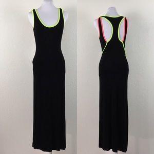 FINN & CLOVER Knit Maxi Dress